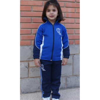 Chandal completo. Hijas de la Caridad. Ruisell Ropa Deportiva