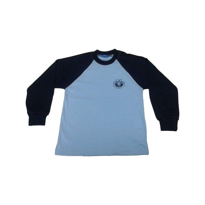 Camiseta de manga larga. Escuelas San José. Ruisell. Ropa Deportiva