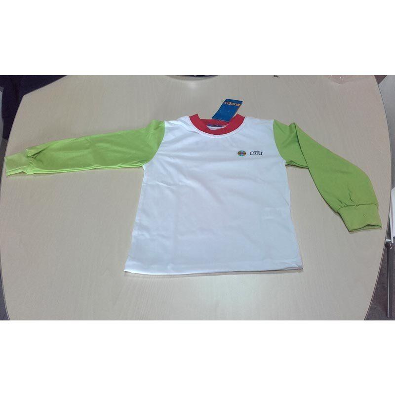 Camiseta de manga larga. Colegio CEU