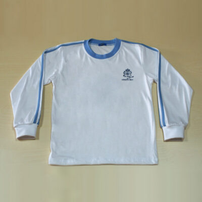 Camiseta de manga larga. Hijas de Cristo Rey. Ropa Deportiva
