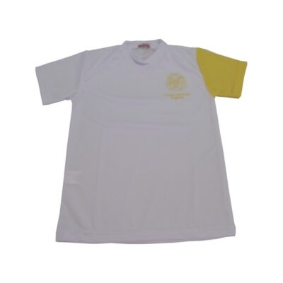 Camiseta de manga corta. Colegio Seminario Segorbe. Ruisell Uniformes