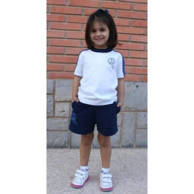 Bermuda. Hijas de la Caridad. Ruisell Uniformes y ropa deportiva