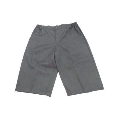 Pantalones de pinzas corto. Colegio Seminario Segorbe. Ruisell Uniformes