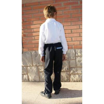 Pantalón de vestir largo. Escuelas San José. Ruisell Uniformes Escolares