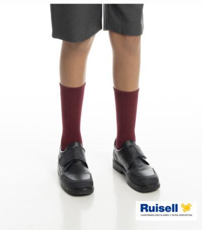 calcetín corto
