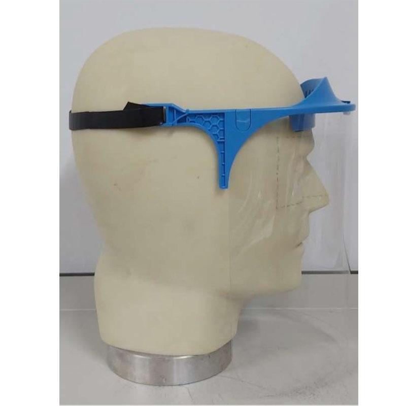 Pantalla facial policarbonat