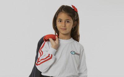 Uniformes escolares. Fundación Educativa ACI. Ruisell. Altura (Castellón).