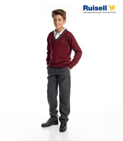suéter pico